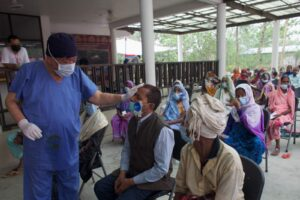 Nepal's God of Sight eye doctor to expand work beyond border